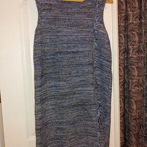 Anthropologie knit dress
